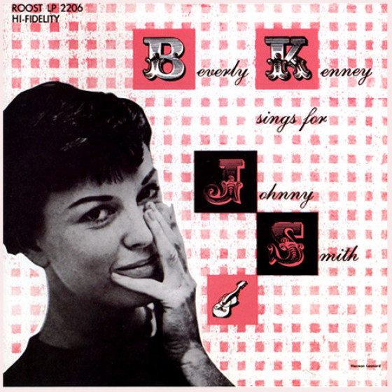 Beverly Kenney Sings for Johnny Smith