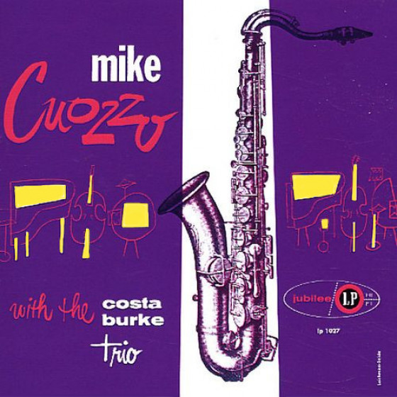 Mike Cuozzo with the Costa - Burke Trio