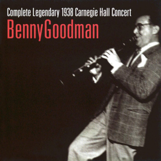 Complete Legendary 1938 carnegie Hall Concert (2 CD)