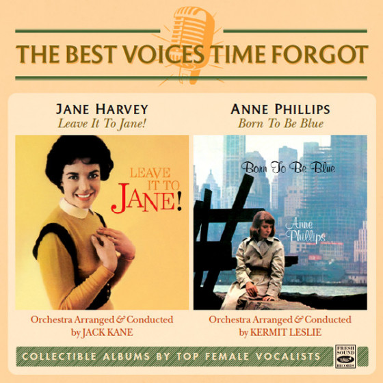Leave it to Jane! + Born to be Blue (2 LP on 1 CD)