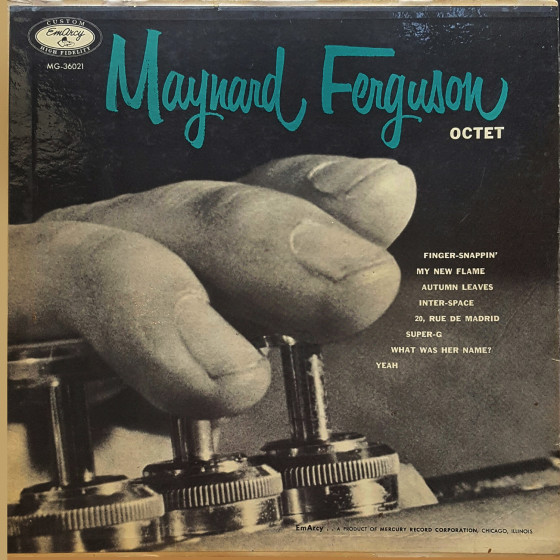 Maynard Ferguson And His Octet (Vinyl)