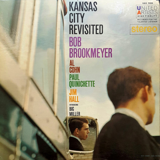 Kansas City Revisited (Vinyl)