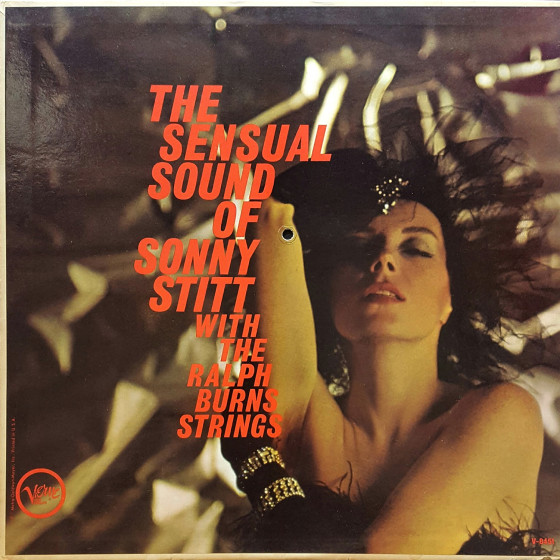 The Sensual Sound of Sonny Stitt (Vinyl)