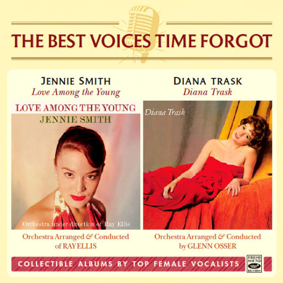 Love Among the Young + Diana Trask (2 LP on 1 CD)