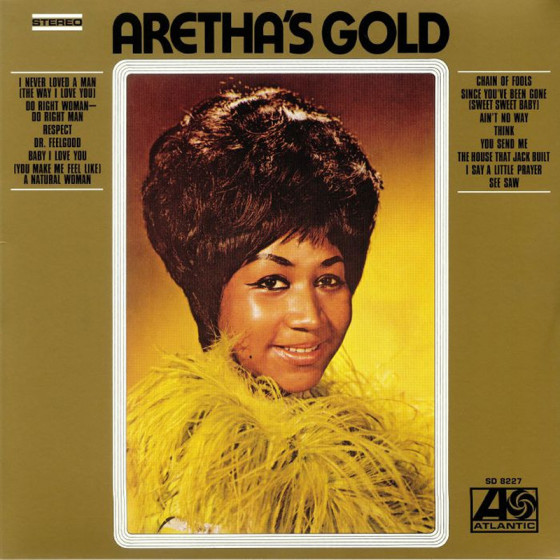 Aretha's Gold (Limited Edition Gold Vinyl)