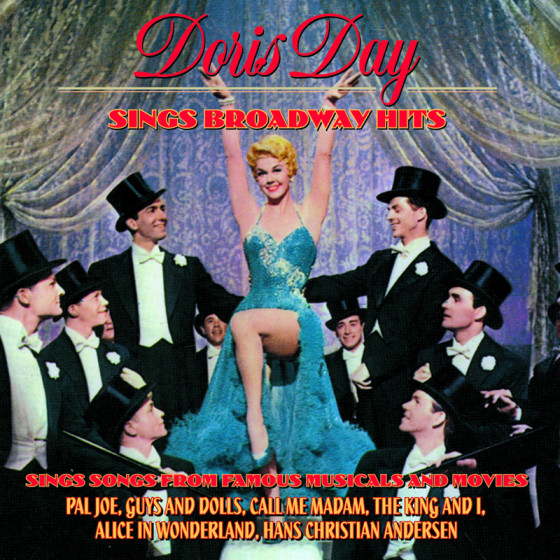 Doris Day Sings Broadway Hits