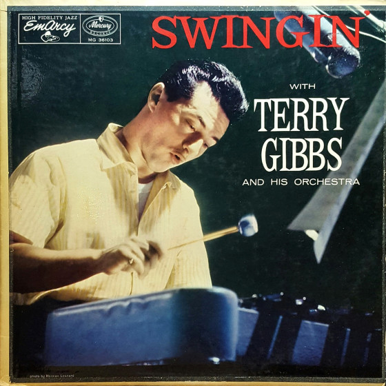Swingin' with Terry Gibbs And His Orchestra (Vinyl)