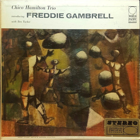 The Chico Hamilton Trio Introducing Freddie Gambrell (Vinyl)