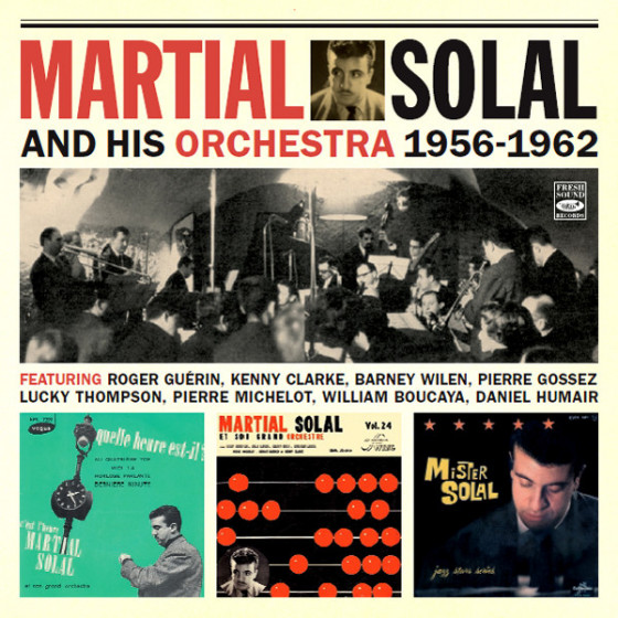 And His Orchestra 1956-1962