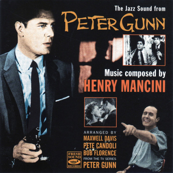 Peter Gunn - The Jazz Sound from the TV Series