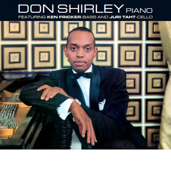 Don Shirley Piano (2 LP on 1 CD) Digipack