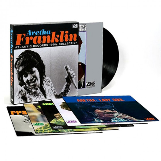 Atlantic Records 1960s Collection (6-LP Box Set)