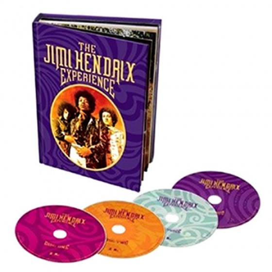 The Jimi Hendrix Experience (4-CD Box Set)