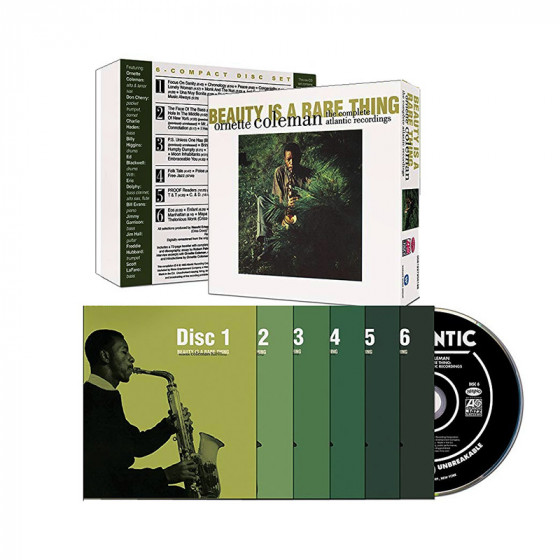 Beauty is a Rare Thing - The Complete Atlantic Recordings (6-CD Box Set)