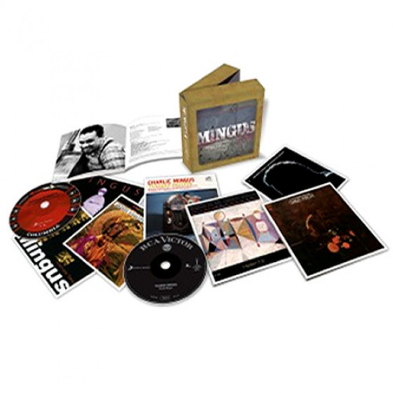 The Complete Columbia & RCA Albums Collection (10-CD Box Set)
