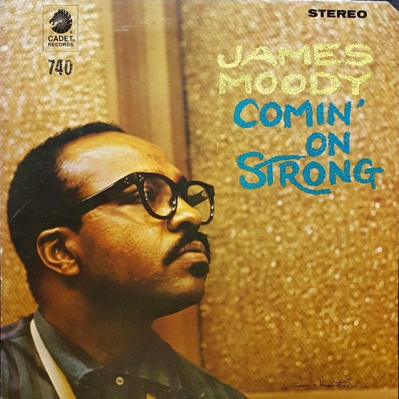Comin' on Strong (Vinyl)