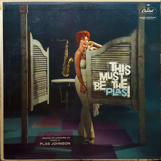 This Must Be The Plas! (VInyl)