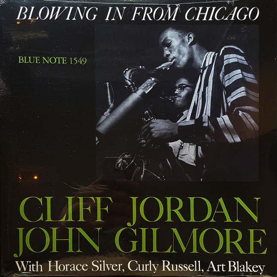 Blowing in From Chicago (Vinyl)