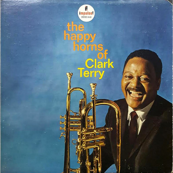 The Happy Horns of Clark Terry (Vinyl)