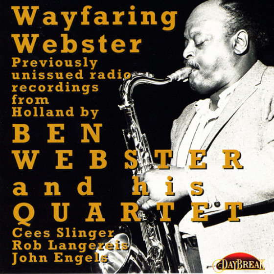 Wayfaring Webster · Previously Unissued Recordings