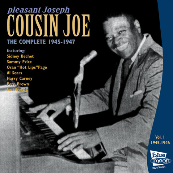 The Complete Cousin Joe 1945-1946, Vol. 1