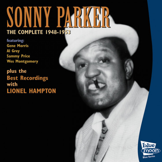 The Complete 1948-1953 plus the Best Recordings with Lionel Hampton