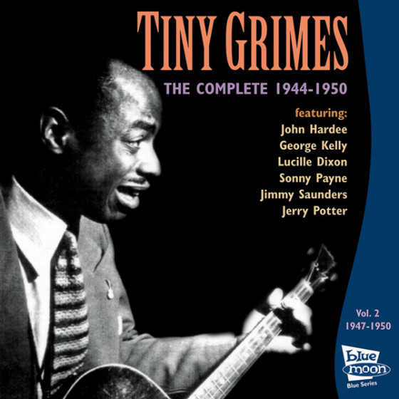 The Complete Tiny Grimes 1947-1950 - Vol.2