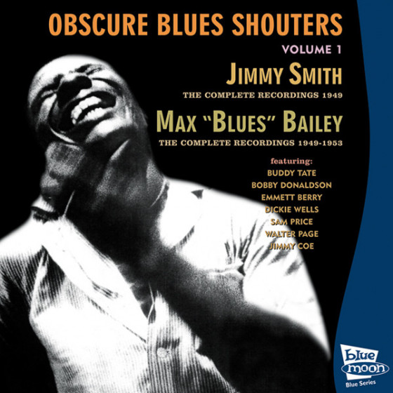 Obscure Blues Shouters Vol.1