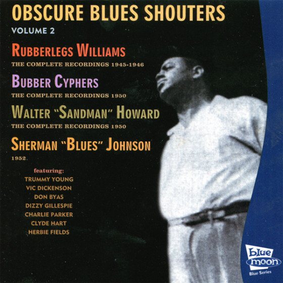 Obscure Blues Shouters, Vol. 2