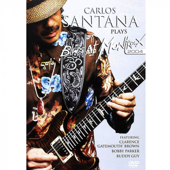 Plays Blues at Montreux 2004 (DVD PAL)