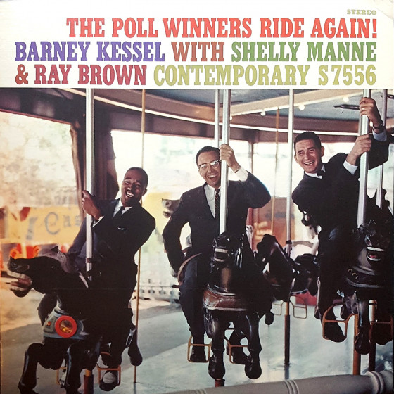 The Poll Winners Ride Again! (Vinyl)