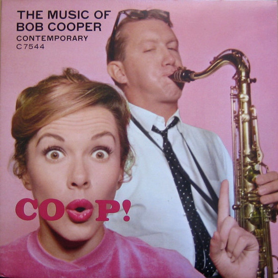 Coop! The Music of Bob Cooper (Vinyl)