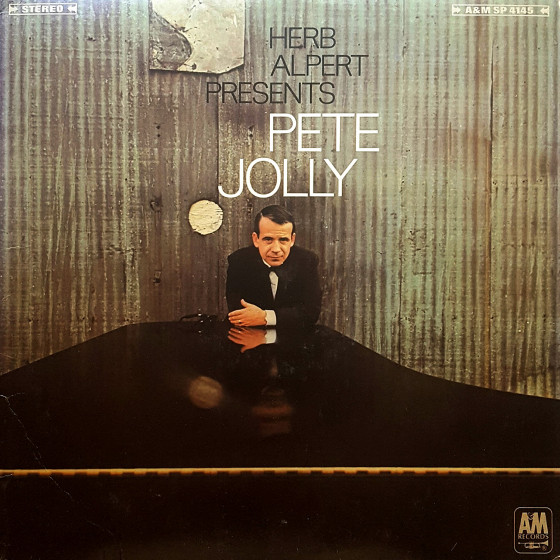 Herb Alpert Presents Pete Jolly (Vinyl)