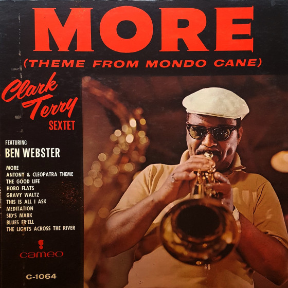 MORE · Theme From Mondo Cane (Vinyl)