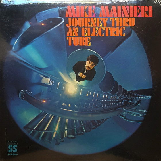 Journey Thru An Electric Tube (Vinyl)
