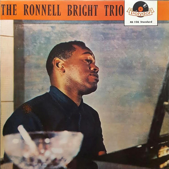 The Ronnell Bright Trio (Vinyl)