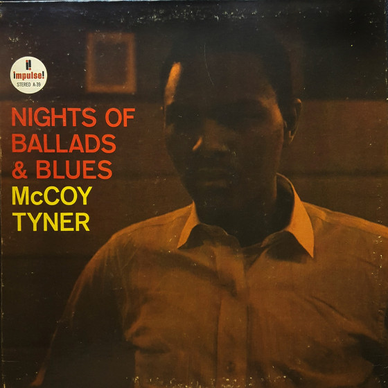 Nights of Ballads & Blues (Vinyl)