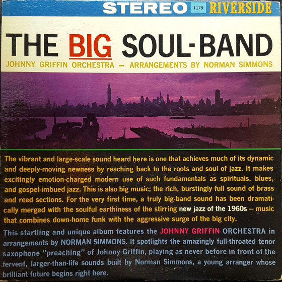 The Big Soul-Band (Vinyl)
