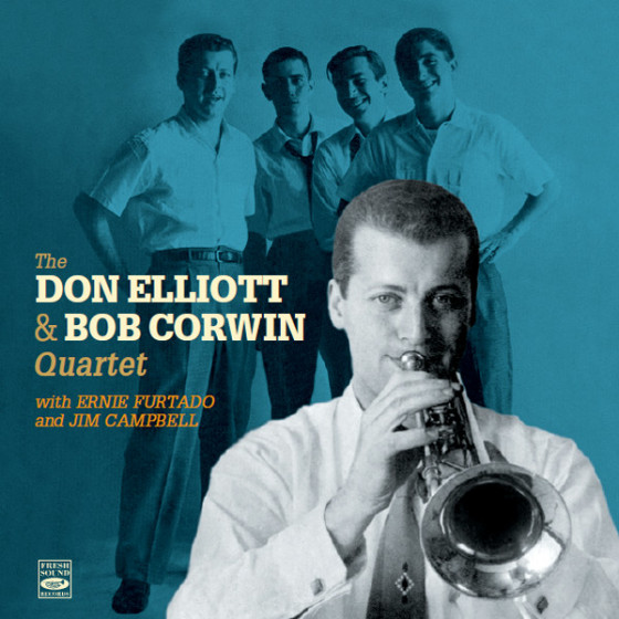 The Don Elliott & Bob Corwin Quartet (2 LP on 1 CD)