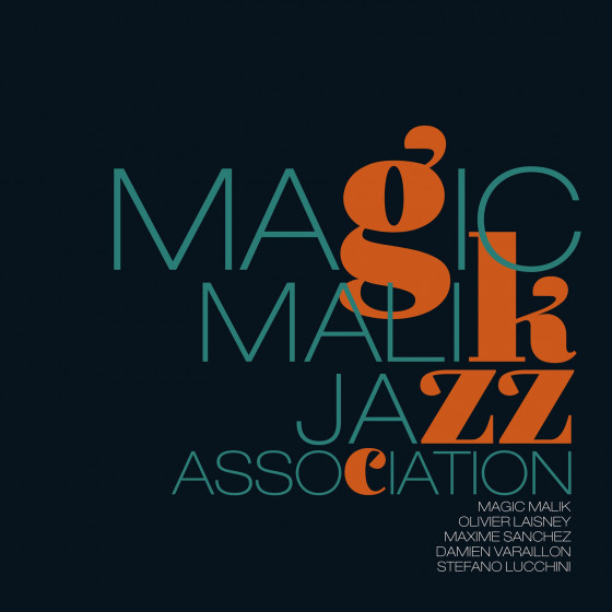 Magic Malik Jazz Association (Vinyl)
