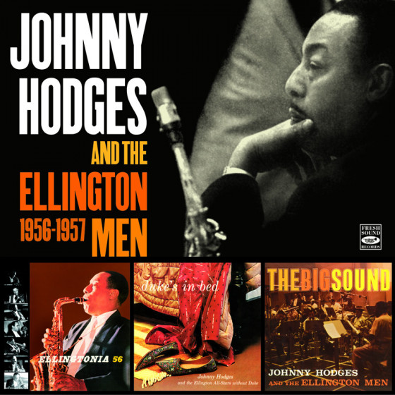 And The Ellington Men 1956-1957 (3 LP on 2 CD)
