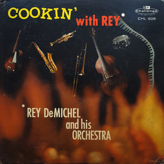 Cookin' With Rey (Vinyl)