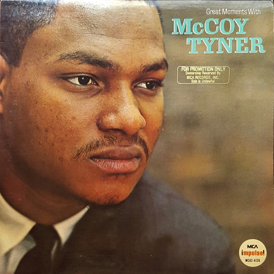 Great Moments With McCoy Tyner (Vinyl)