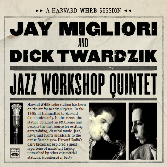 Jazz Workshop Quintet · A Harvard WHRB Session (Unreleased)