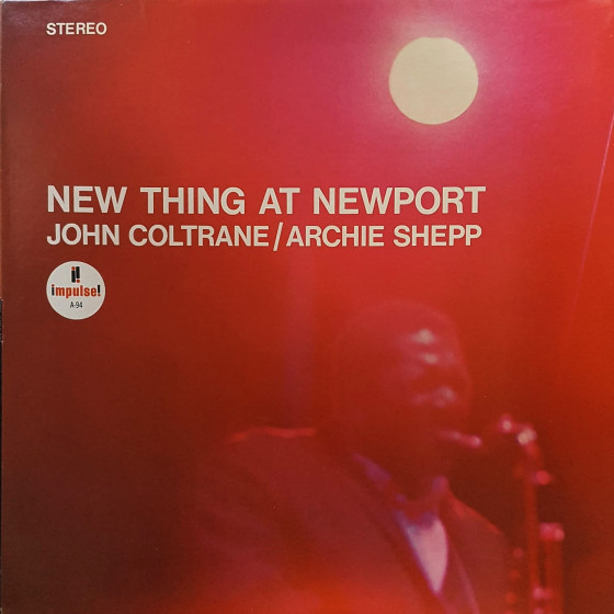 New Thing At Newport (Vinyl)