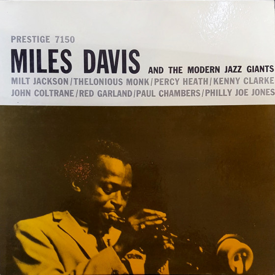 And The Modern Jazz Giants (Vinyl)