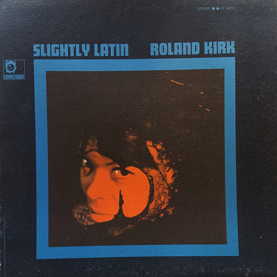 Slightly Latin (Vinyl)