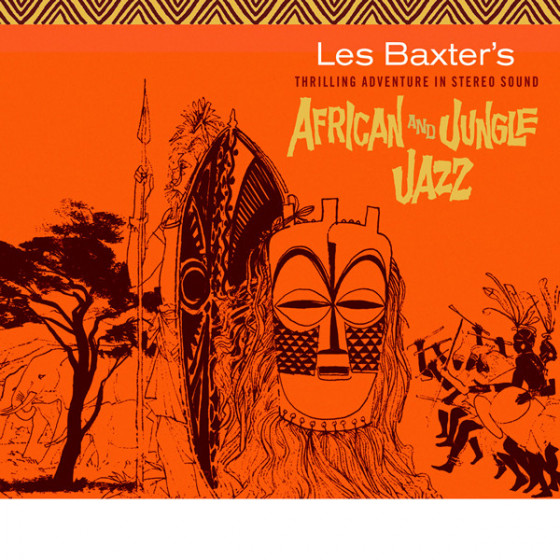 African Jazz + Jungle Jazz (2 LP on 1 CD + 5 Bonus Tracks) Digipack