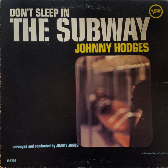 Don't Sleep in The Subway (Vinyl)