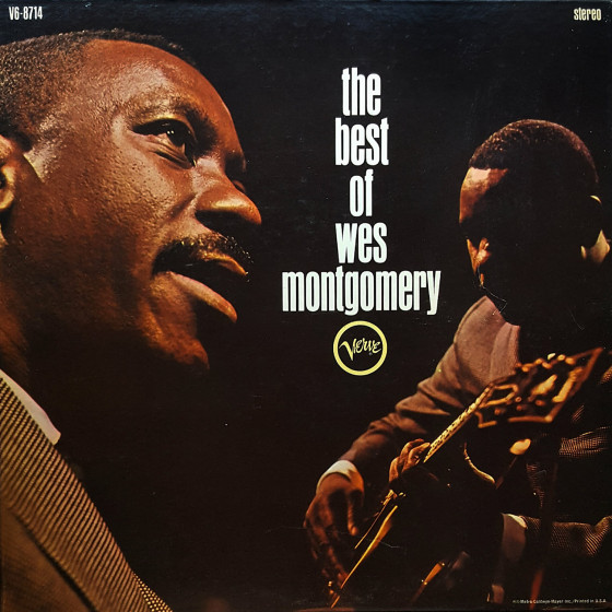 The Best of Wes Montgomery (Vinyl)
